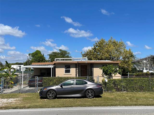 21310 Old Cutler Rd, Cutler Bay, FL 33189 (MLS #A11022760) :: The Jack Coden Group