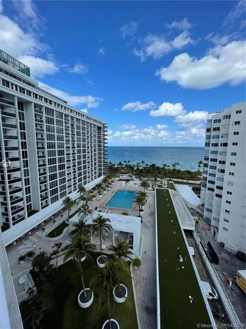 10275 Collins Ave #921, Bal Harbour, FL 33154 (MLS #A11022780) :: Castelli Real Estate Services
