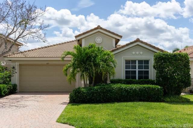 3177 Sw Porpoise Circle, Stuart, FL 34997 (MLS #A11022789) :: Dalton Wade Real Estate Group