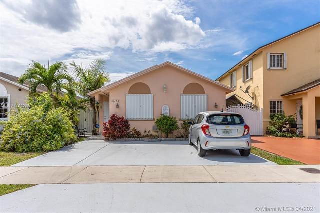 16134 SW 138th Ct, Miami, FL 33177 (MLS #A11022820) :: The Jack Coden Group