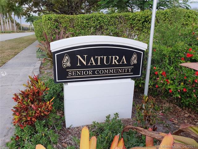 606 SW Natura Blvd #102, Deerfield Beach, FL 33441 (MLS #A11022822) :: ONE | Sotheby's International Realty