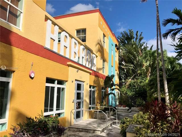 1308 Drexel Ave #203, Miami Beach, FL 33139 (MLS #A11022839) :: The Teri Arbogast Team at Keller Williams Partners SW