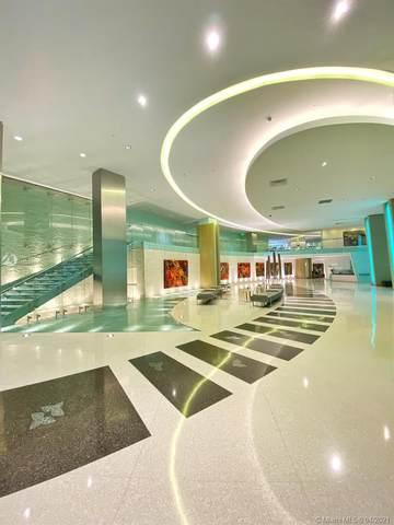 92 SW 3 St #3309, Miami, FL 33130 (MLS #A11022894) :: Castelli Real Estate Services