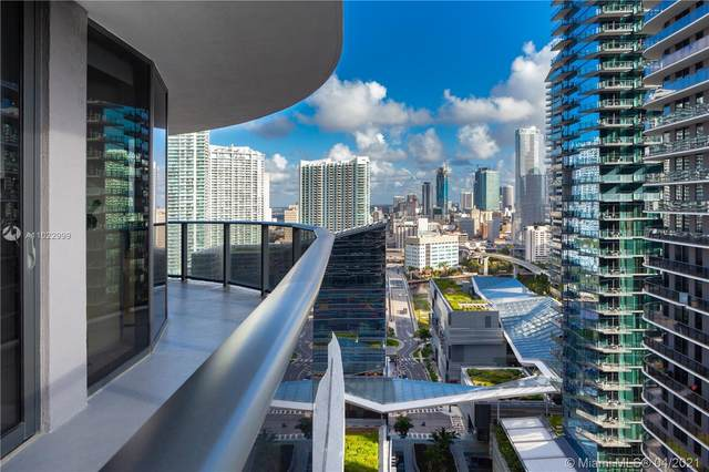45 SW 9th St #2301, Miami, FL 33130 (MLS #A11022999) :: The Teri Arbogast Team at Keller Williams Partners SW