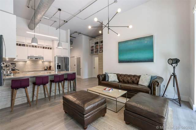 2001 Biscayne Blvd #2117, Miami, FL 33137 (MLS #A11023011) :: The Riley Smith Group