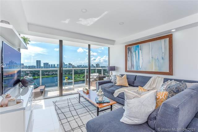 3675 N Country Club Dr #1808, Aventura, FL 33180 (MLS #A11023012) :: The Riley Smith Group