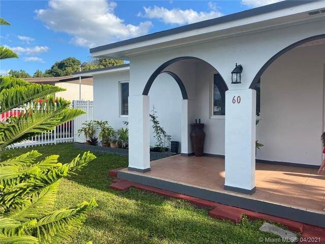 60 E 40th St, Hialeah, FL 33013 (MLS #A11023013) :: The Jack Coden Group