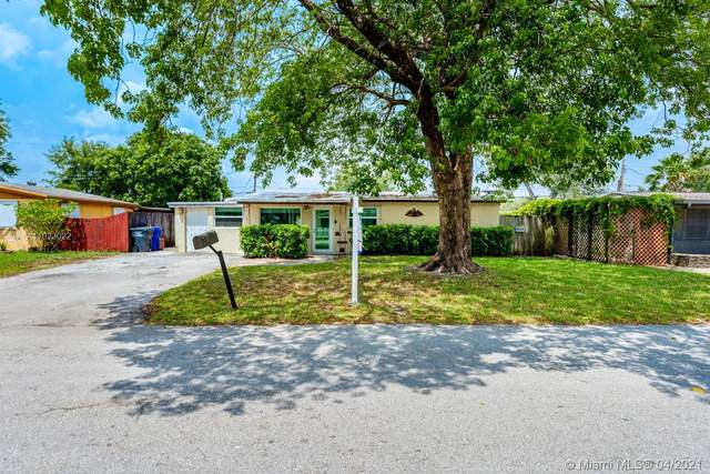 5841 Hope St, Hollywood, FL 33021 (MLS #A11023022) :: The Rose Harris Group