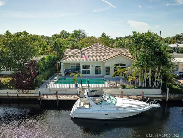 2542 Nassau Ln, Fort Lauderdale, FL 33312 (MLS #A11023043) :: The Jack Coden Group