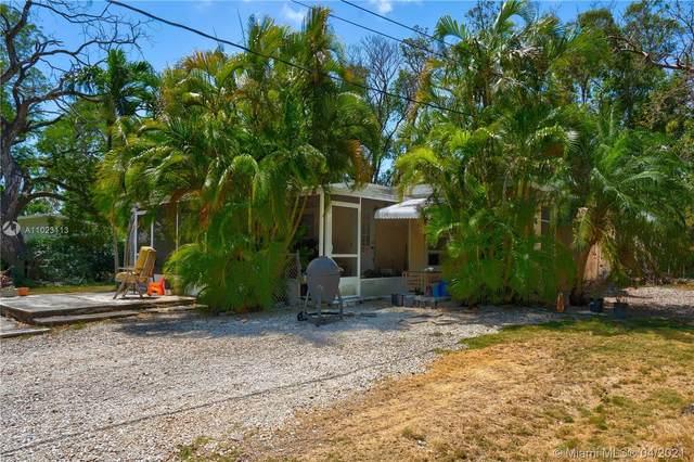 1007 Gibraltar Rd, Key Largo, FL 33037 (MLS #A11023113) :: The Paiz Group