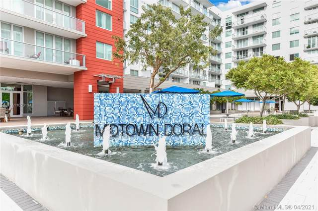 7825 NW 107th Ave #305, Doral, FL 33178 (MLS #A11023114) :: The Howland Group