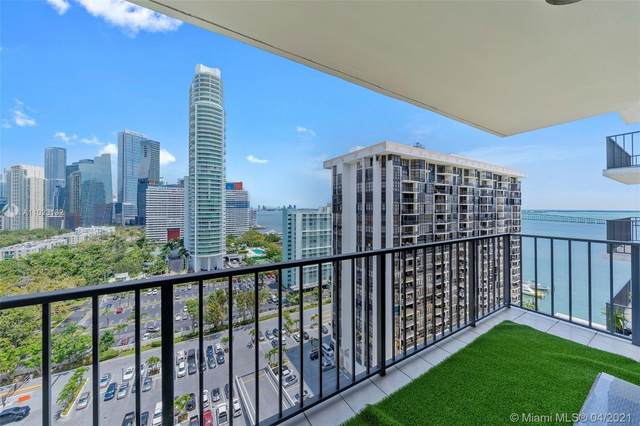 1901 Brickell Ave B1911, Miami, FL 33129 (MLS #A11023132) :: Team Citron
