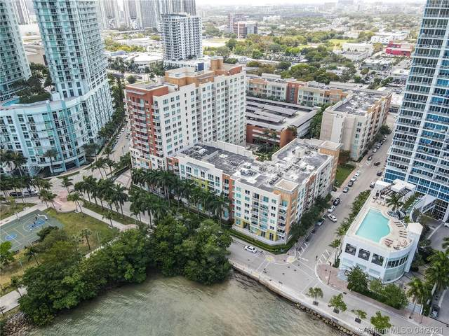 2000 N Bayshore Dr #212, Miami, FL 33137 (MLS #A11023139) :: The Riley Smith Group