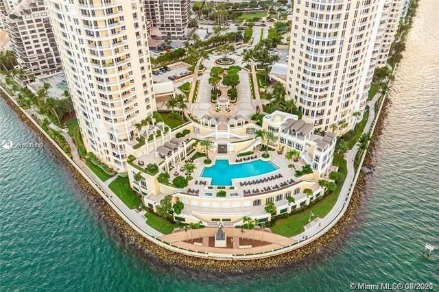 808 Brickell Key Dr #604, Miami, FL 33131 (MLS #A11023147) :: Castelli Real Estate Services