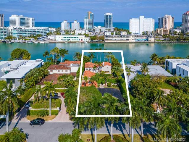 6525 Allison Rd, Miami Beach, FL 33141 (MLS #A11023170) :: The Riley Smith Group