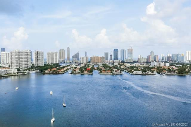 17301 Biscayne Blvd #2111, North Miami Beach, FL 33160 (MLS #A11023178) :: The Howland Group