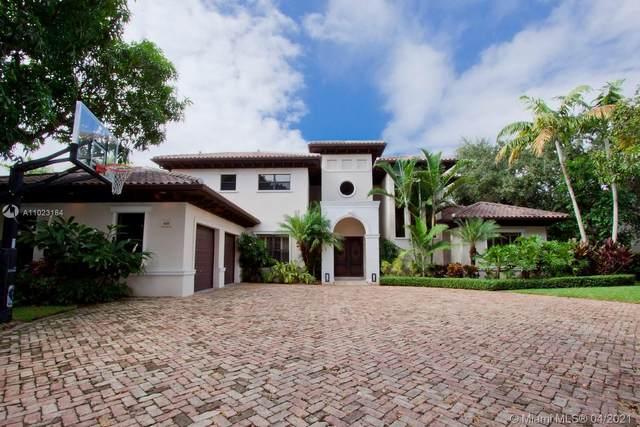610 Blue Rd, Coral Gables, FL 33146 (MLS #A11023184) :: The Paiz Group