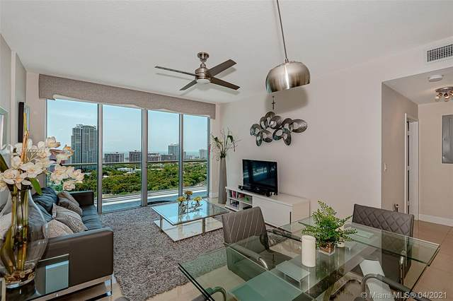 79 SW 12th St 2803-S, Miami, FL 33130 (MLS #A11023231) :: The Teri Arbogast Team at Keller Williams Partners SW
