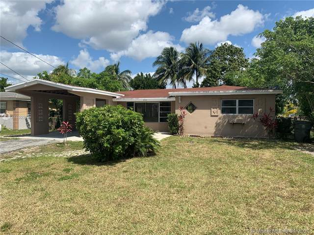 3731 NW 37th St, Lauderdale Lakes, FL 33309 (MLS #A11023239) :: The Jack Coden Group