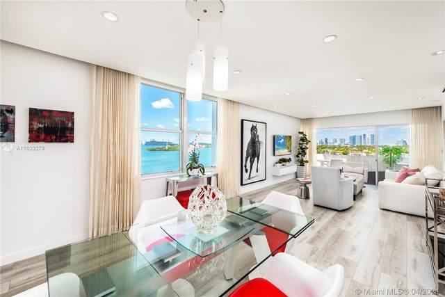 3 Island Ave 8I, Miami Beach, FL 33139 (MLS #A11023278) :: Green Realty Properties