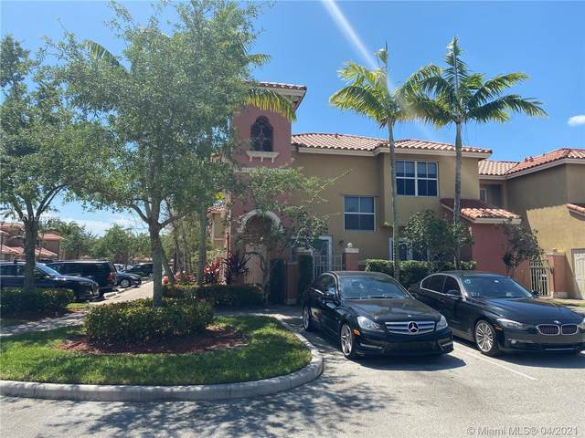 906 SW 143rd Ave #2005, Pembroke Pines, FL 33027 (MLS #A11023308) :: The Howland Group