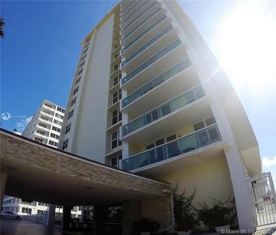 5001 Collins Ave 1G, Miami Beach, FL 33140 (MLS #A11023349) :: Search Broward Real Estate Team