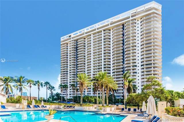 2000 Island Blvd #2905, Aventura, FL 33160 (MLS #A11023351) :: ONE | Sotheby's International Realty