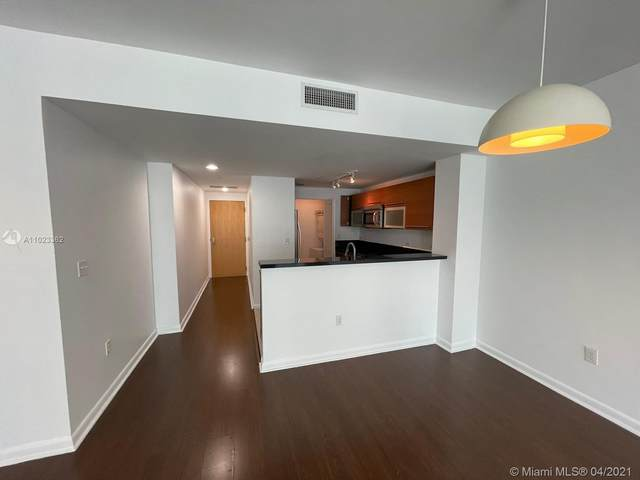 253 NE 2nd St #1706, Miami, FL 33132 (MLS #A11023362) :: The Riley Smith Group