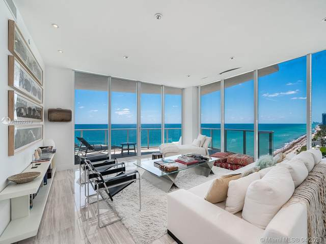 3951 S Ocean Dr #1401, Hollywood, FL 33019 (MLS #A11023379) :: Search Broward Real Estate Team