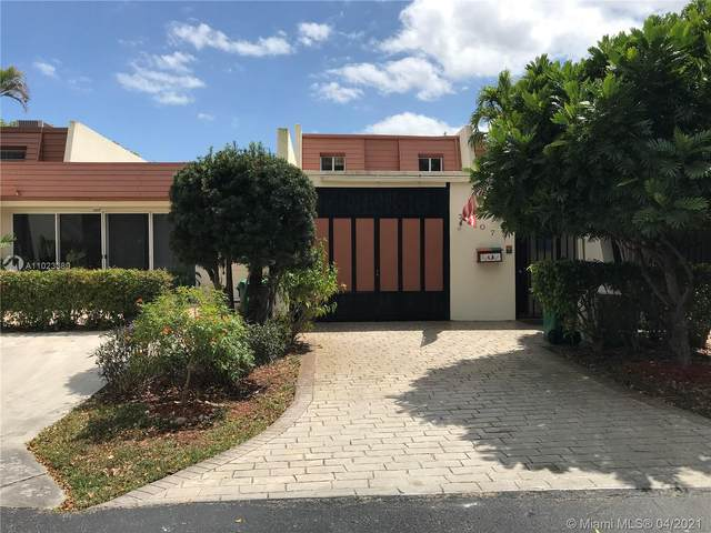 7707 SW 102nd Pl, Miami, FL 33173 (MLS #A11023380) :: The Rose Harris Group