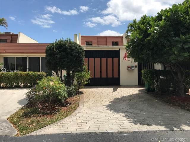 7707 SW 102nd Pl, Miami, FL 33173 (MLS #A11023380) :: Castelli Real Estate Services