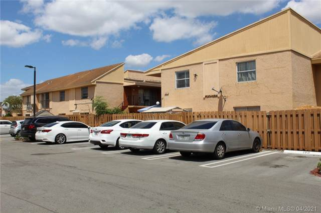 15419 SW 85th Ln #198, Miami, FL 33193 (MLS #A11023448) :: Green Realty Properties