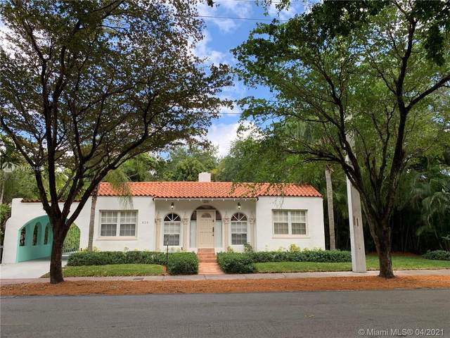 823 Cortez St, Coral Gables, FL 33134 (MLS #A11023484) :: The Rose Harris Group