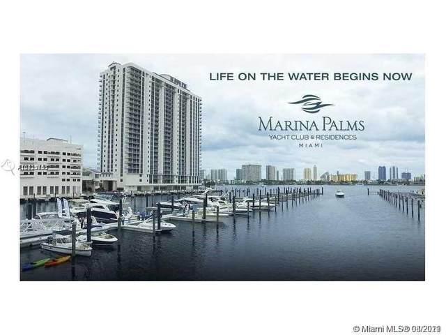 17301 Biscayne Blvd #1209, North Miami Beach, FL 33160 (MLS #A11023495) :: The Jack Coden Group