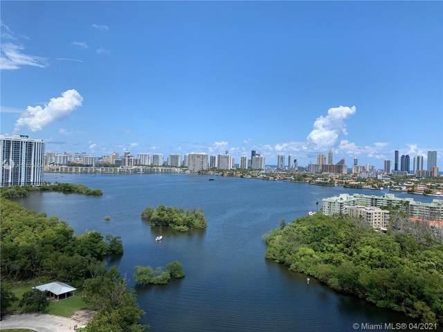 16385 Biscayne Blvd #1407, North Miami Beach, FL 33160 (MLS #A11023504) :: The Riley Smith Group