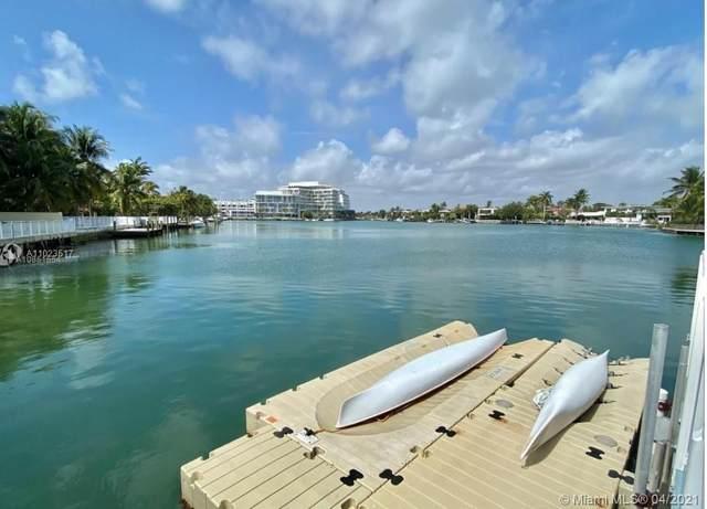 4710 Pine Tree Dr, Miami Beach, FL 33140 (MLS #A11023517) :: Miami Villa Group