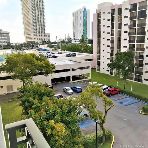 16919 N Bay Rd #618, Sunny Isles Beach, FL 33160 (MLS #A11023548) :: Re/Max PowerPro Realty