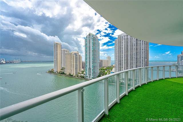 300 S Biscayne Blvd T-1710, Miami, FL 33131 (MLS #A11023551) :: The Riley Smith Group