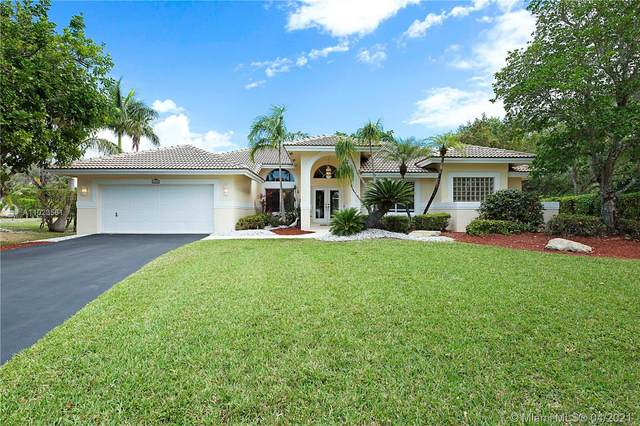4905 NW 105th Dr, Coral Springs, FL 33076 (MLS #A11023561) :: The Teri Arbogast Team at Keller Williams Partners SW