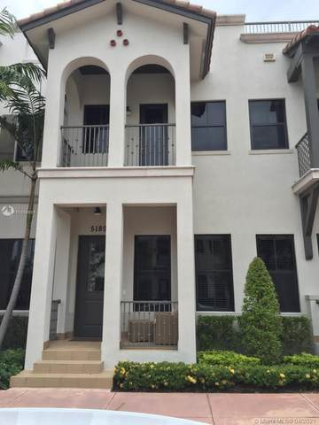 5189 NW 84th Ave #5189, Doral, FL 33166 (MLS #A11023601) :: Prestige Realty Group