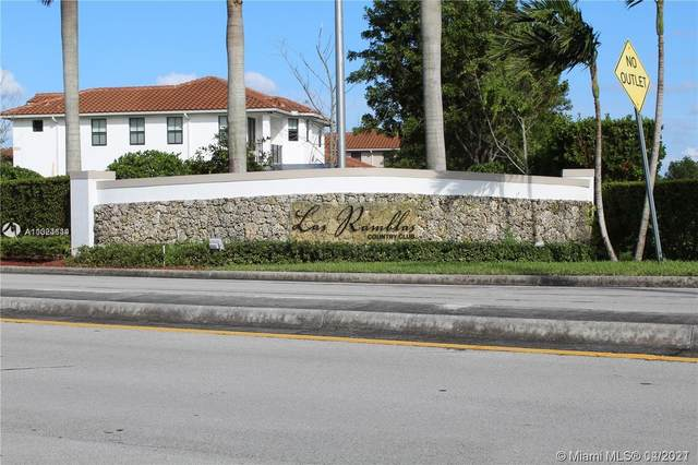 10203 NW 10th St #10203, Miami, FL 33172 (MLS #A11023644) :: Prestige Realty Group