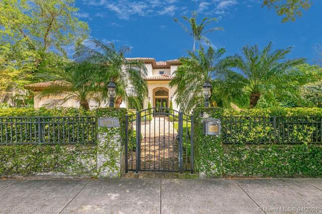 5321 Granada Blvd, Coral Gables, FL 33146 (MLS #A11023675) :: The Riley Smith Group