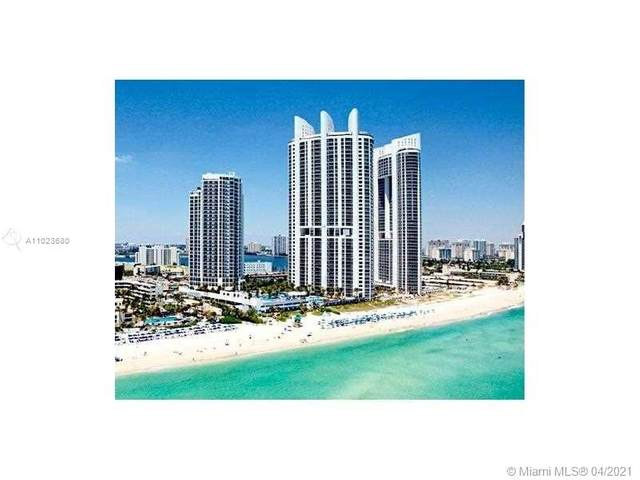 18001 Collins Ave #1118, Sunny Isles Beach, FL 33160 (MLS #A11023680) :: The Howland Group