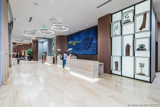 4111 S Ocean Dr #1208, Hollywood, FL 33019 (MLS #A11023690) :: The Rose Harris Group