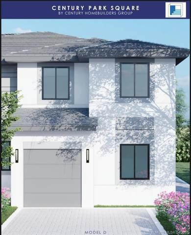 19202 SW 344th St, Homestead, FL 33034 (MLS #A11023712) :: GK Realty Group LLC