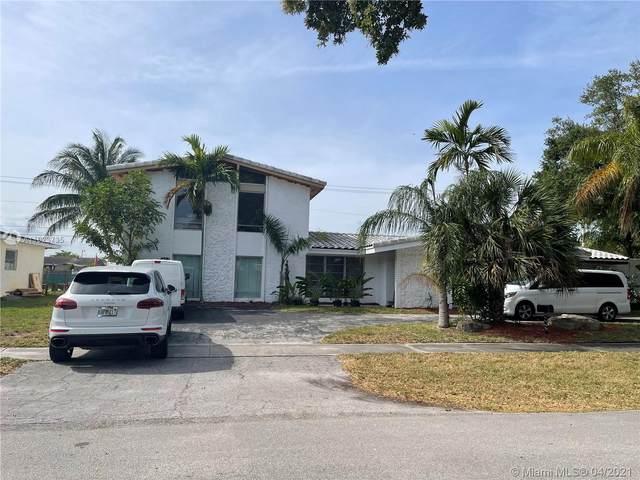 4322 Polk St, Hollywood, FL 33021 (MLS #A11023735) :: Prestige Realty Group