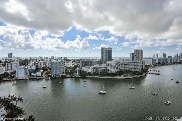 11 Island Ave #1010, Miami Beach, FL 33139 (MLS #A11023779) :: The Teri Arbogast Team at Keller Williams Partners SW