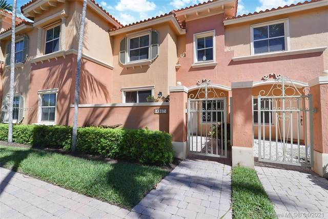 4907 Spinnaker Dr #4907, Dania Beach, FL 33312 (MLS #A11023787) :: Compass FL LLC