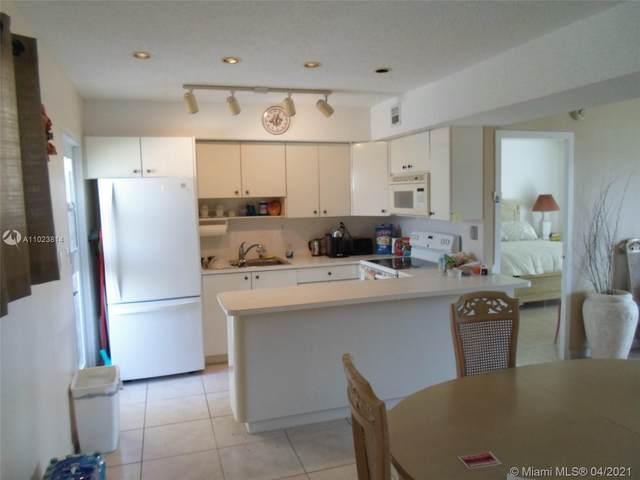 2076 S Ocean Dr #412, Hallandale Beach, FL 33009 (MLS #A11023814) :: The Riley Smith Group
