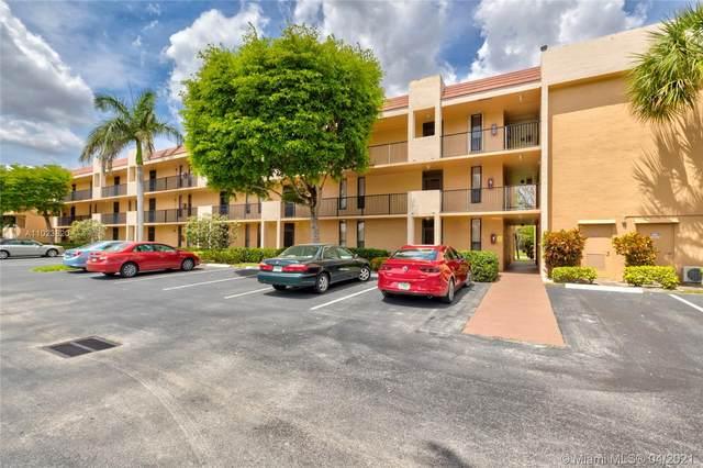 5931 Coral Lake Dr #307, Margate, FL 33063 (MLS #A11023820) :: Re/Max PowerPro Realty